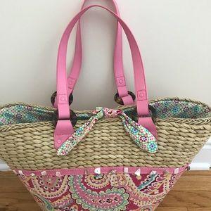 Vera Bradley Beach Bag